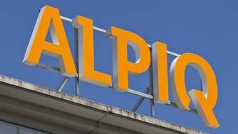 Der Energiekonzern Alpiq.