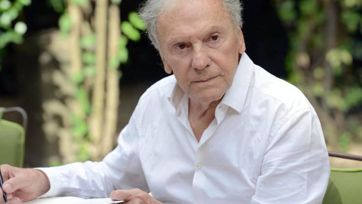 Jean-Louis Trintignant wird am 11. Dezember 85 Jahre alt. (Archivbild)