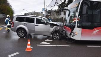 Warum es zum Unfall kam ist unklar.