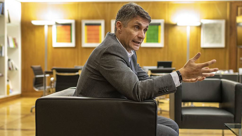Axa-Schweiz-Chef rechnet mit starkem Wachstum