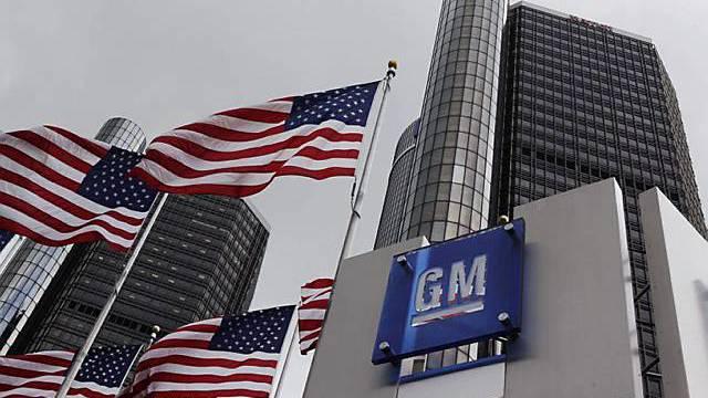 General Motors kann Staatskredit zurückzahlen