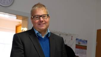Alexander Guhl, Bürgermeister von Bad Säckingen.Bild: Archiv