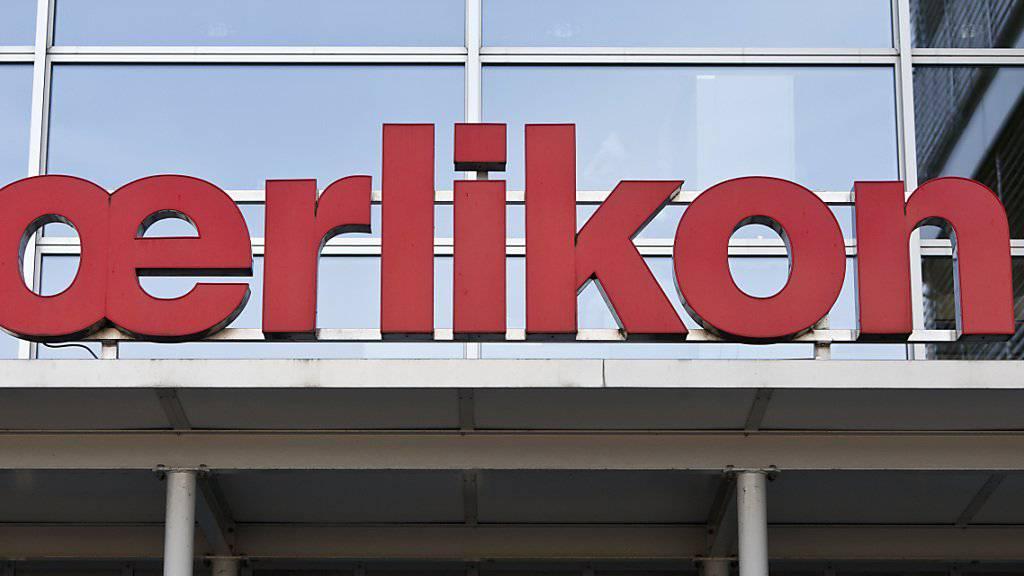 Bei Oerlikon geht es wieder aufwärts. Im dritten Quartal sammelte der Industriekonzern 29,2 Prozent mehr Bestellungen ein als noch im Vorjahresquartal.