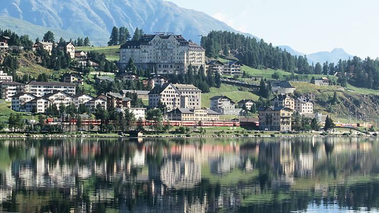 Der starke Franken wird in der Region Engadin St. Moritz zu weniger Übernachtungen führen (Archiv).