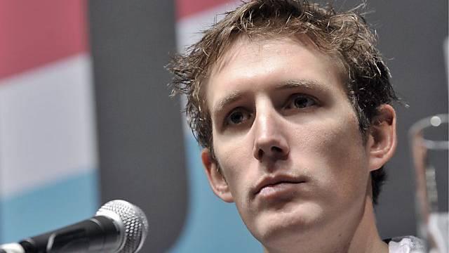 Andy Schleck beendete Tour 2010 hinter Alberto Contador auf Platz 2