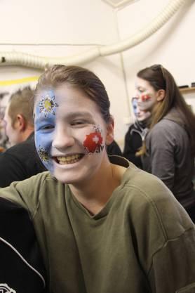 Jessica Lüscher (17) aus Beinwil ist zum ersten Mal dabei.