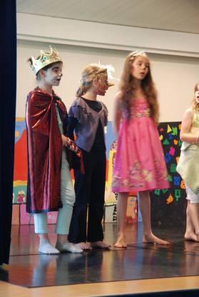 Der König, der Bussard und die Prinzessin