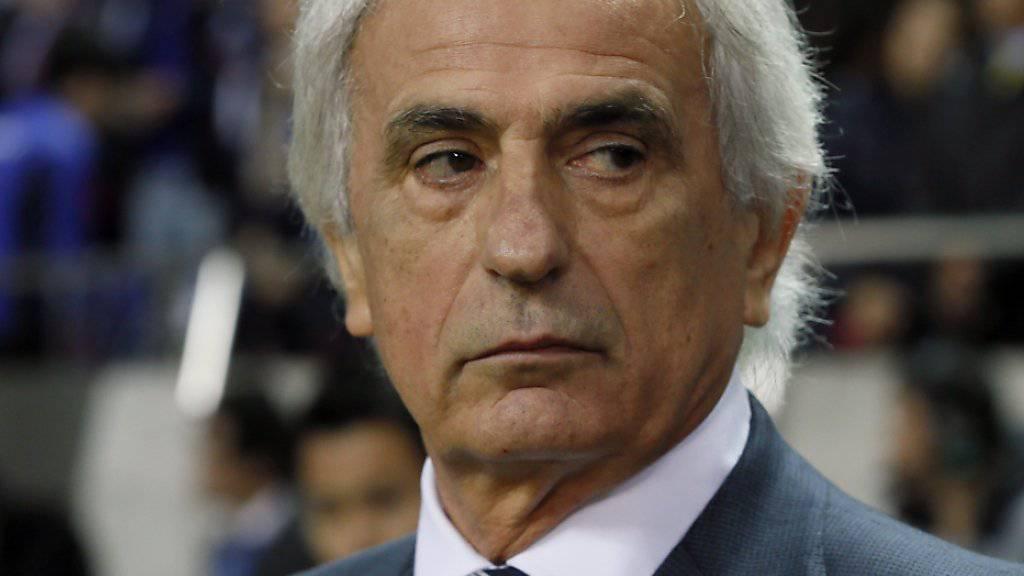 Vahid Halilhodzic ist nicht mehr japanischer Nationaltrainer
