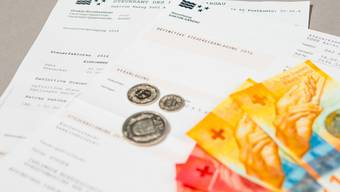 Der automatische Informationsaustausch bringt dem Kanton Aargau einen Rekord bei Selbstanzeigen von Steuersündern.