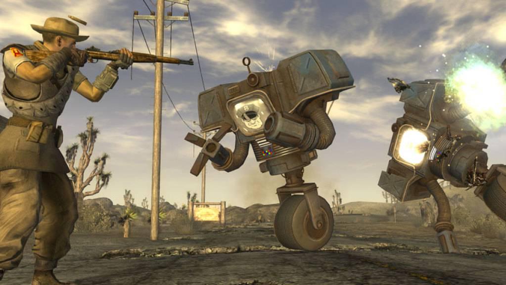 Microsoft reisst sich den Hersteller von Spielehits wie «Fallout» unter den Nagel. (Themenbild)