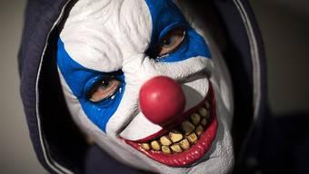 Ein Familienvater hat ihn Deutschland einen kostümierten Grusel-Clown spitalreif geprügelt. (Symbolbild)