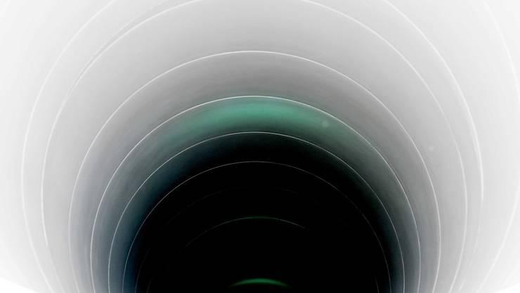 Dereinst sollen Kapseln mit Geschwindigkeiten von bis zu tausend Kilometern pro Stunde durch Hyperloop-Röhren sausen. (Archiv)