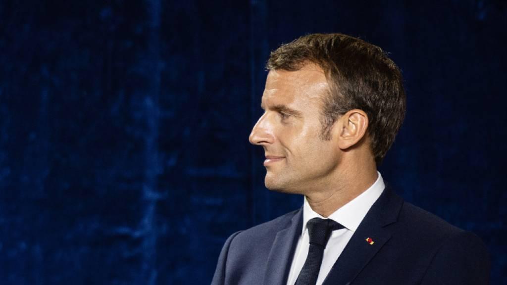 Macron zeichnet zwei Helden des Strassburger Anschlags aus