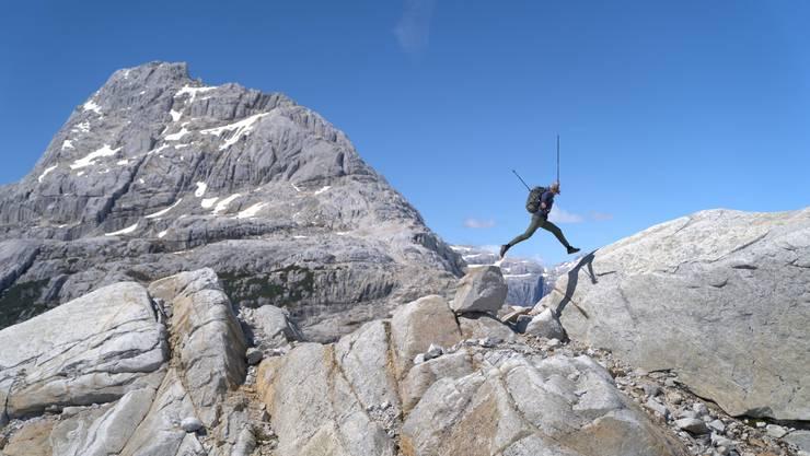 Der Cerro Palomar: Noch nie zuvor hat jemand diesen Berg bestiegen.