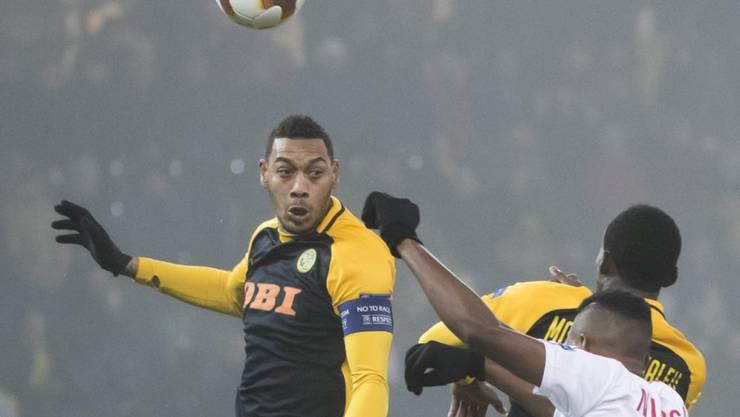 Die Young Boys schaffen im letzten Spiel der Europa League die Wende