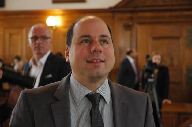 Parteifreund und Geschäftspartner von Heer: Mauro Tuena
