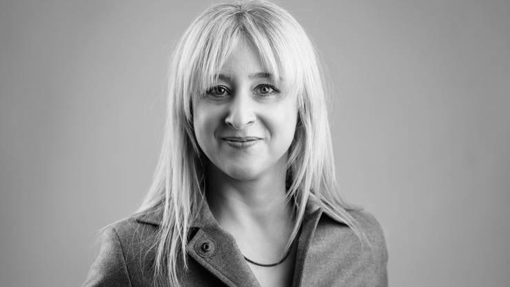 Unsere Kolumnistin Odilia Hiller. Auch Regionalleiterin und stellvertretende Chefredaktorin des «St.Galler Tagblatts».