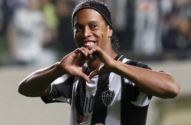 Ronaldinho, Südamerikas Fussballer des Jahres