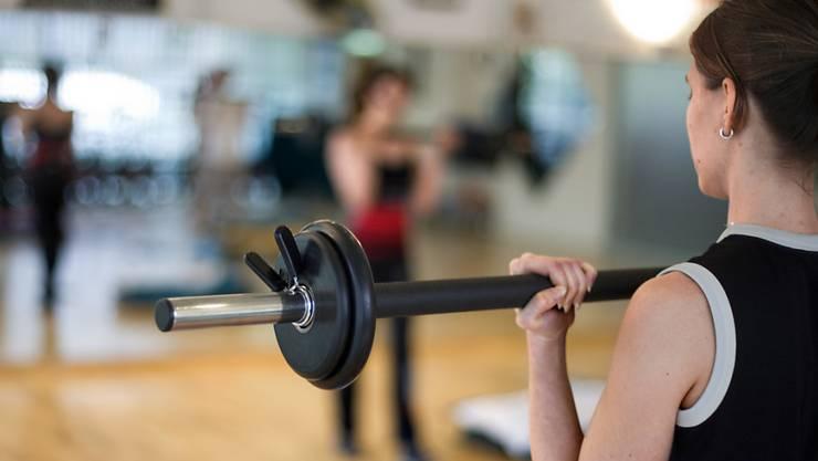 Nicht nur Schutzmaterial, auch Fitnessgeräte sind derzeit nur schwer erhältlich.