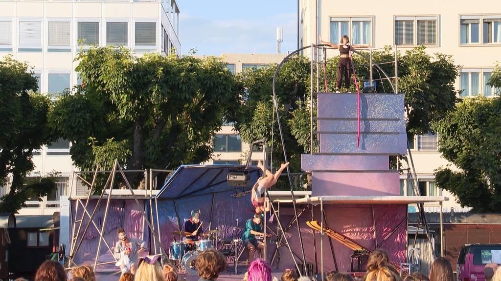 30 Jahre Zirkus Chnopf: Ein Besuch bei der Premiere