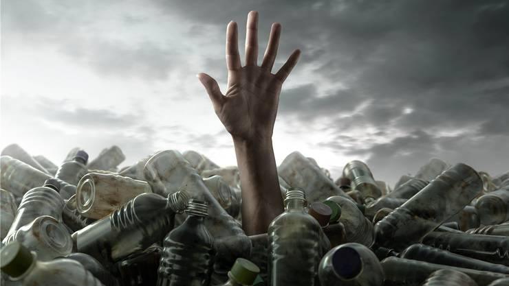 Laut Thiel muss das ein Zukunftsforscher sein, der im Müll ertrinkt. Statt Abfall zu entsorgen, macht so einer lieber Prophezeiungen.