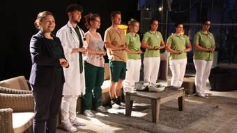 Premiere der Theatergruppe SeelaWy