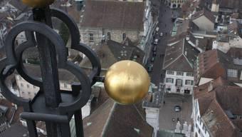 St. Ursenkathedrale - Blick von oben