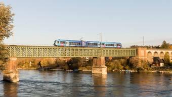 Ist die Eisenbahnbrücke zwischen Koblenz und Waldshut schützenswert? Grundsätzlich ja, aber es stellt sich die Frage der Verhältnismässigkeit. Severin Bigler