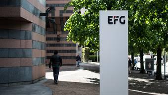 Die brasilianische BTG Pactual prüft die Abspaltung ihres Anteils an EFG International (Archivbild).