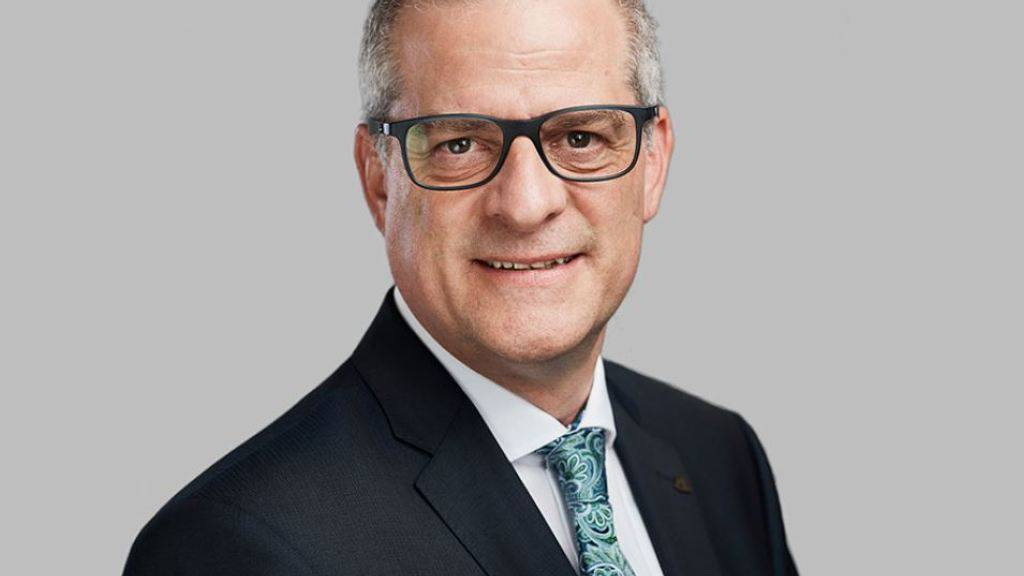Hanspeter Rhyner wird neuer CEO der Zuger Kantonalbank.