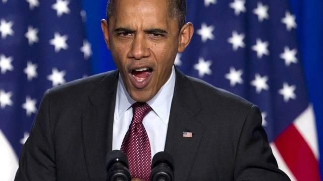 Barack Obama fordert eine Untersuchung des NATO-Luftangriffs in Pakistan (Archiv)