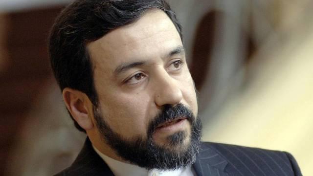 Der iranische Vizeaussenminister Abbas Araqchi