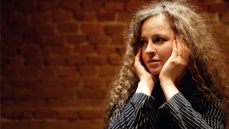 Die ukrainische Sängerin Christina Daletska erhielt vom Aargauer Kuratorium ein Stipendium über 18000 Franken für einen Atelieraufenthalt in Paris. zvg