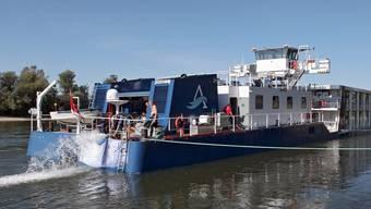 Die Avalon Tranquility muss in die Werft
