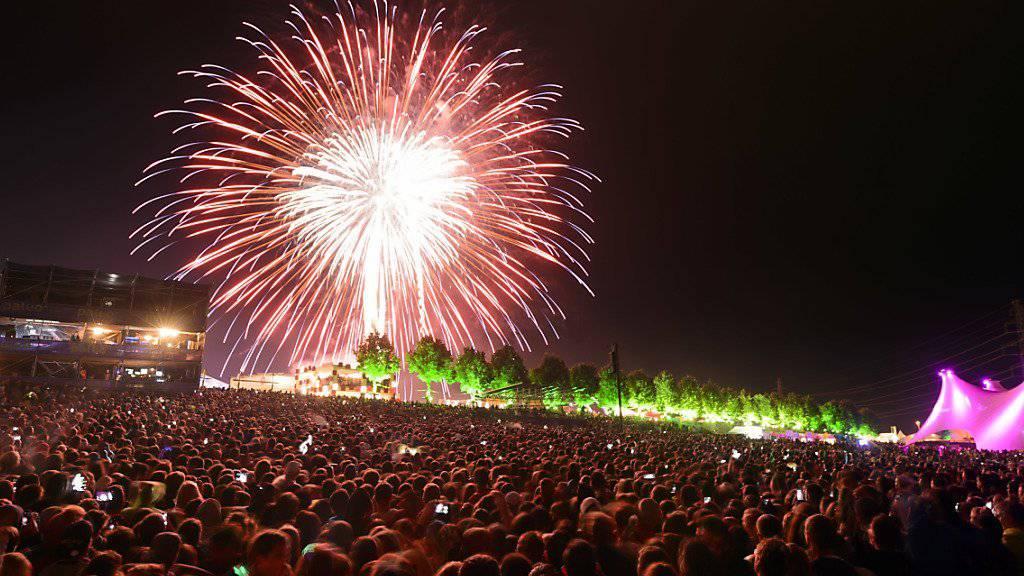 Muse, Iron Maiden und Massive Attack am Paléo Festival in Nyon