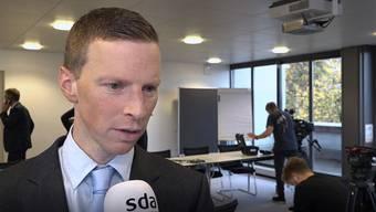 Stephan Ramseyer von der Staatsanwaltschaft nimmt Stellung