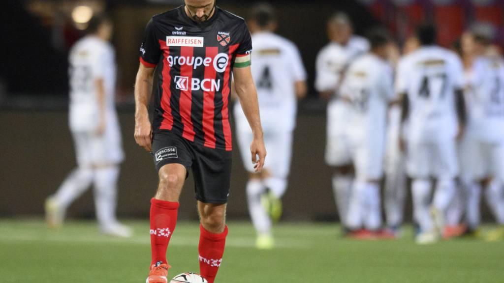 Absteiger Xamax verliert zum Abschluss gegen Lugano
