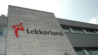 Lekkerland an seinem Firmensitz in Brunegg. (Archivbild)