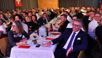 Kantonsratspräsidentenfeier Urs Ackermann in Balsthal