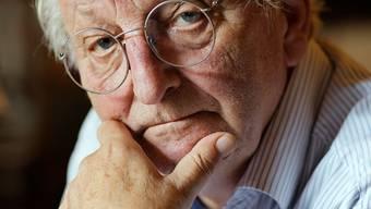 Peter Bichsel wird Teil des Oltner Schriftstellerweges.