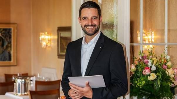 Fabian Aegerter ist einer der Preisträger zum besten Lehrmeister in der Lebensmittelbranche.