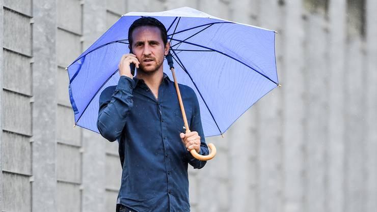 Sandro Burki sieht Licht am Horizont und ist sicher, dass sich der FC Aarau steigern wird.