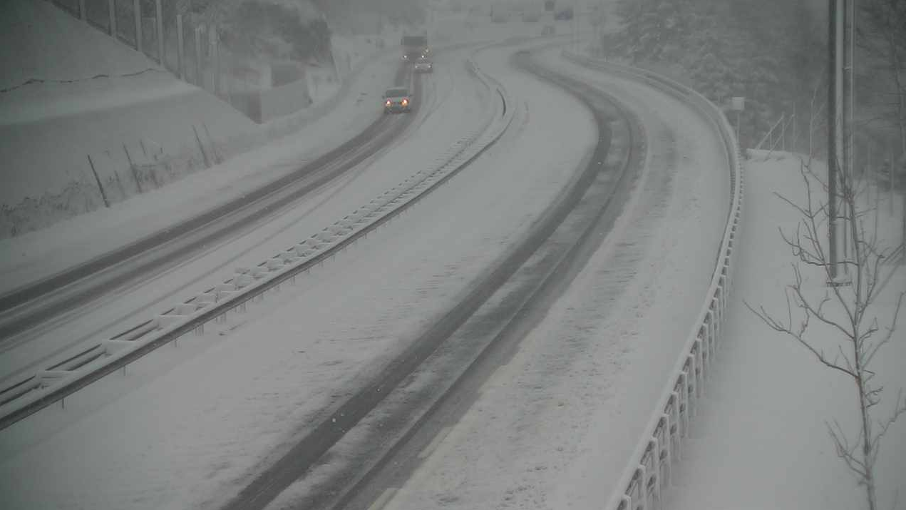 Wegen Schnee: A2 vor Gotthard-Tunnel gesperrt