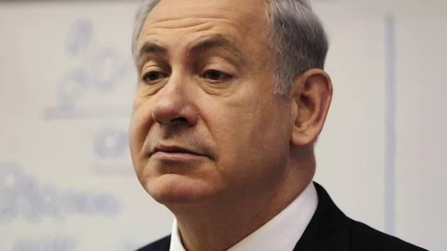 Der israelische Premier Benjamin Netanjahu akzeptiert keine Vorbedingungen der Palästinenser (Archiv)