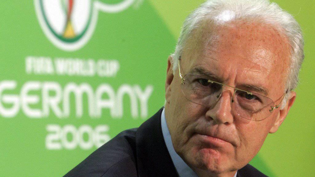 Die Bundesanwaltschaft soll im Zusammenhang mit der Vergabe der WM 2006 an Deutschland Ermittlungen gegen Franz Beckenbauer eingeleitet haben