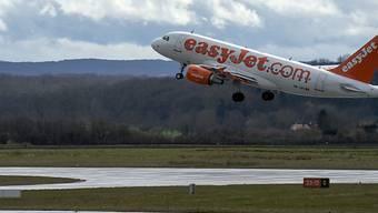 Die Airline Easyjet fliegt neu ab dem Euro-Airport nach Prag.