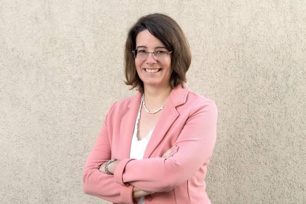 Jeanine Glarner, FDP-Sprecher:  «Was technisch sinnvoll, machbar und sozial akzeptiert ist, unterstützen wir. Der Aargau hat sich eine Strategie vorgegeben. Wir müssen unserer Verpflichtung  nachkommen.»