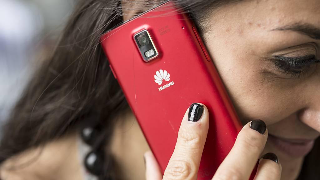 Huawei bringt Mobil-Betriebssystem HarmonyOS auf den Markt
