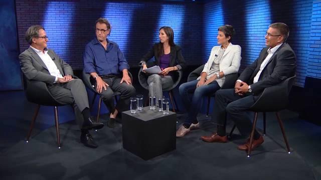 Badener Stadtammann-Kandidaten erklären, wieso sie antreten.