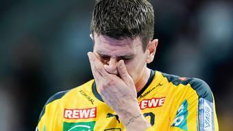 Die Rhein-Neckar Löwen mit dem Schweizer Handballstar Andy Schmid (Bild) werden vom Coronavirus heimgesucht